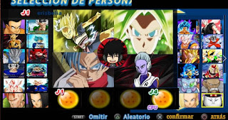 NUEVO ISO DBZ TTT MOD AF VS SUPER CON MENÚ [FOR ANDROID Y PC PPSSPP]+DOWNLOAD/2020