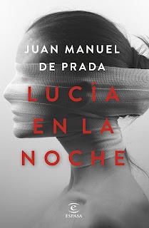 Portada de Lucía en la noche, de Juan Manuel de Prada