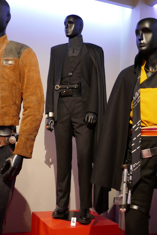 Paul Bettany Solo Star Wars Dryden Vos costume