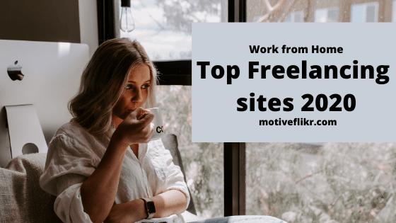 Top Freelancing Sites 2020