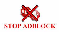 Stop Adblock