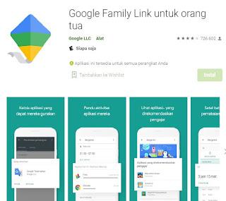 Menyadap-HP-Orang-Lain-Google-Family-Link