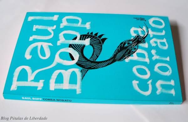 Resenha, livro, Cobra Norato, Raul Bopp, José Olympio Editora, opinião, critica, nova edição, trechos, movimento modernista