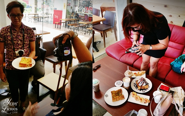 Tom N Toms Coffee Shop Cebu YedyLicious Manila Food Blog Review