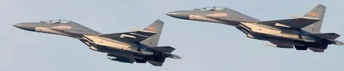 Decoding China's Claim That Its Clone of Russian Su-30 Jet Is Superior To Original