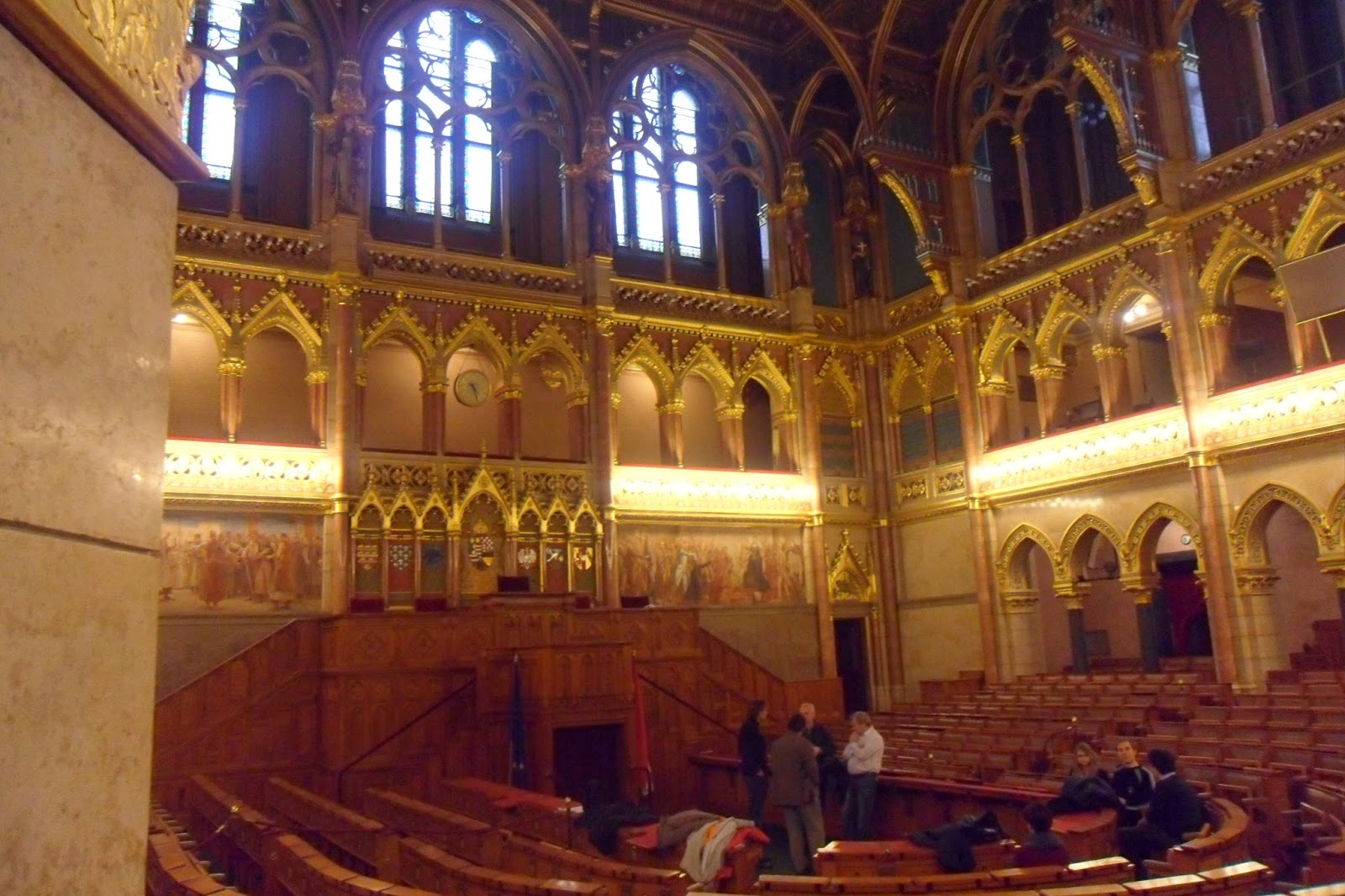 Hungarian House of Parliament, Budapest