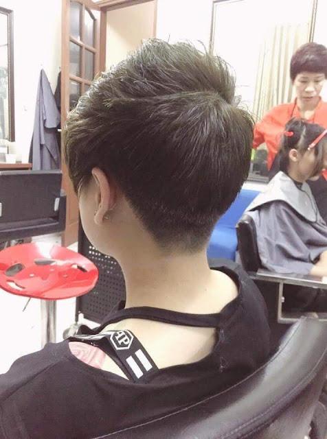 Tiệm nào chuyên cắt uốn nhuộm các kiểu tóc ngắn Kawai ở tại Hà Nội
