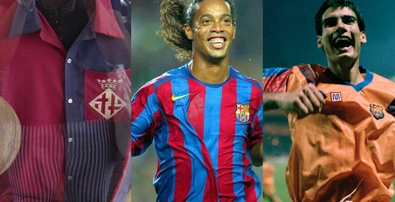 a03e2cedf24 And while Barcelona s home kit has been blue and red since the club s  foundation in 1899