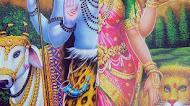 Ardhanarishvara mobile wallpaper, lord shiva