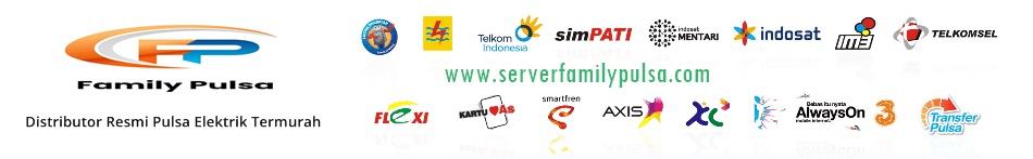Server Family Pulsa