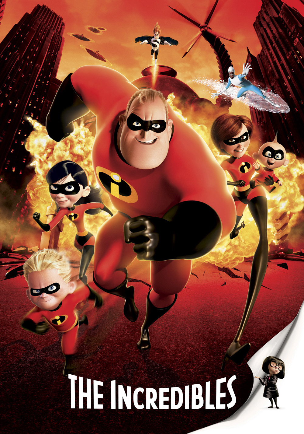 THE INCREDIBLES (2004) MOVIE TAMIL DUBBED HD