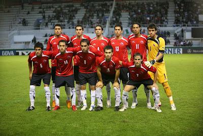 Selección chilena en Sídney 2000