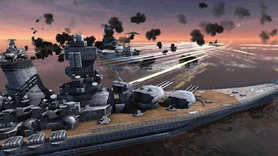 World Warships Combat- Mod money