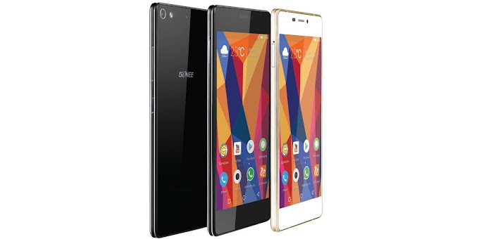 Gionee Elife S7 officially announced with a 5.5mm thin frame and two-day battery life