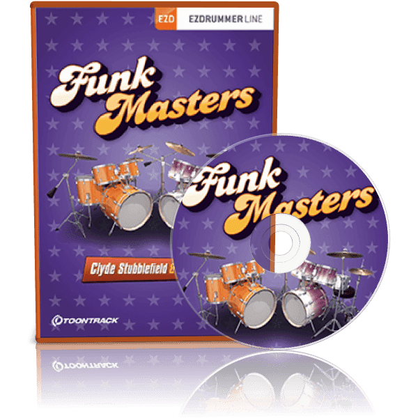 Toontrack Funk Masters EZX Full version