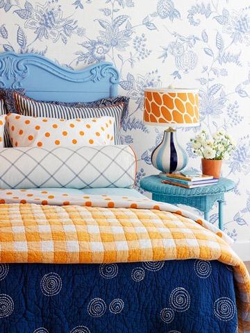 Theme Design Polka Dots Decor Ideas House Furniture