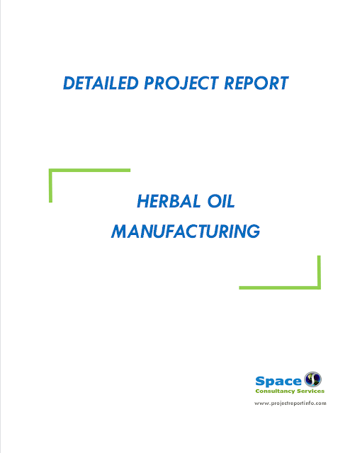 Project Report on Herbal Oil Manufacturing