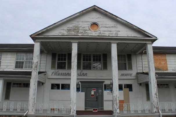 Oak Ridge Tn Alexander Inn