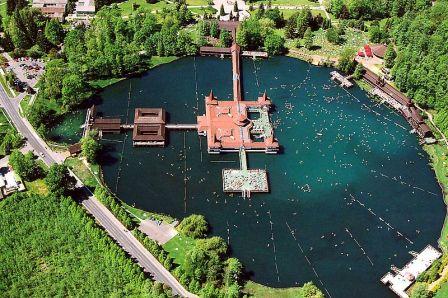 Héviz, Hongaria