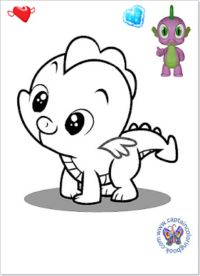 My Little Pony Spike