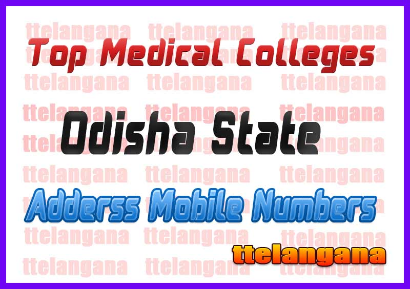 Top Medical Colleges in Odisha