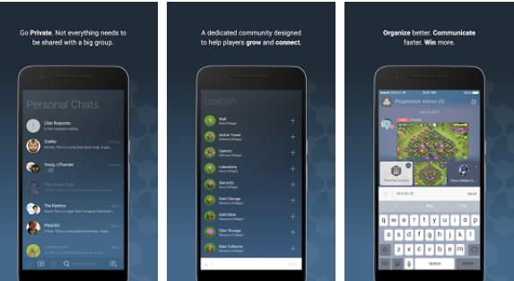 تطبيق Plexchat للأندرويد
