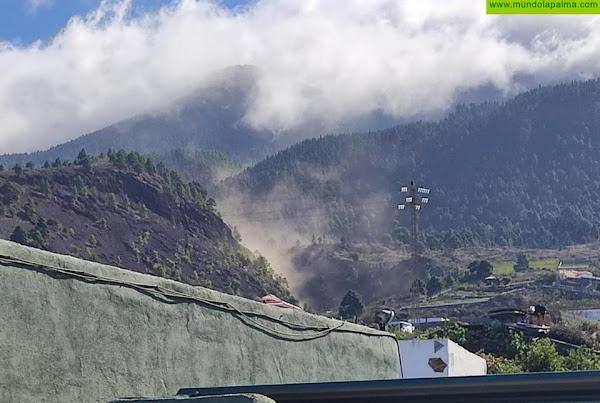 Se intensifica en enjambre sísmico en Cumbre Vieja con varios terremotos sentidos por la población
