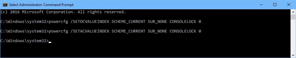 Cách bỏ qua bước nhập mật khẩu đăng nhập vào Windows từ chế độ Sleep