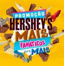 Promoção Fanáticos Por Mais Hershey's Chocolates