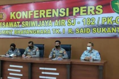 Korban Pesawat Sriwijaya Air Asal Kediri Berhasil Teridentifikasi