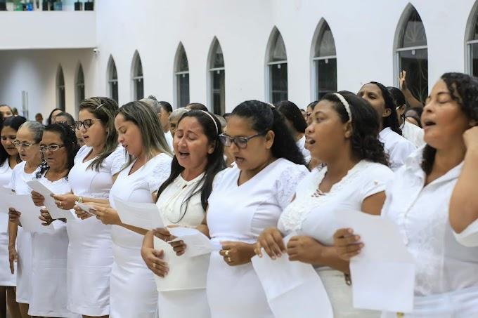 7ª Conferência da Mulher Cristã na Assembleia de Deus em Turilândia