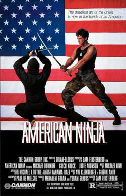 American Warrior (1985)