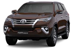 Toyota Fortuner SRZ - Bali Jaya Trans