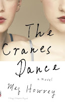 Book cover of The Cranes Dance by Meg Howrey