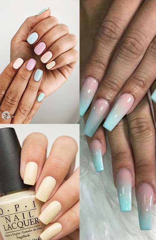 20 New Nail Trends 2019 Are Waiting For You to Try At Home