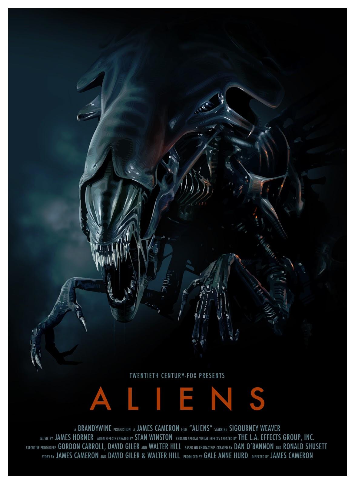 Aliens – Die Rückkehr Besetzung