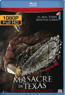 La Masacre De Texas Herencia Maldita (2013) [1080p BRrip] [Latino-Inglés] [GoogleDrive]