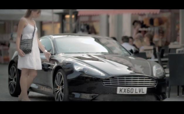 Top Cool Cars Aston Martin Loves Women Women Love Aston Martin We