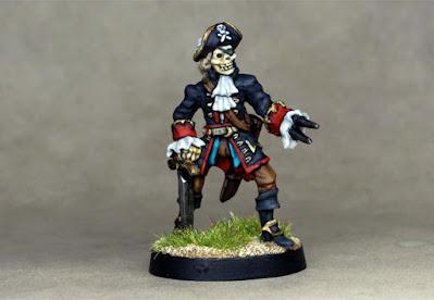 Undead Pirate - (Reaper)