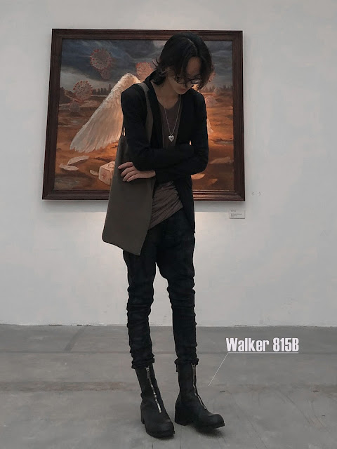 [Walker Collection] Huy Phạm on Walker 815B
