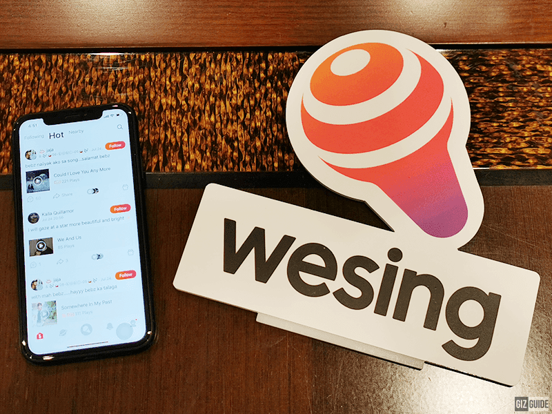 WeSing reveals that it is the number 1 Karaoke/music app in PH, intros new features