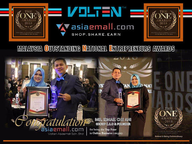 Founder & CEO Volten International