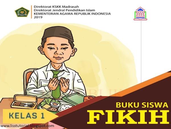 Download Buku Fiqih Kelas 1 SD/MI Kurikulum 2013 Revisi 2019