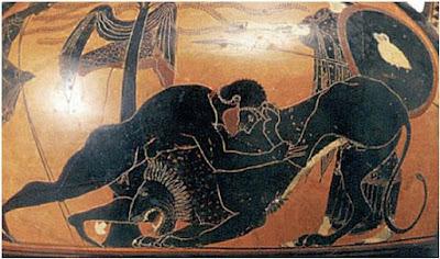 Το λιοντάρι της Νεμέας - Ενότητα 2 - Ο Ηρακλής