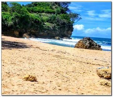 Gambar Pantai Ngetun