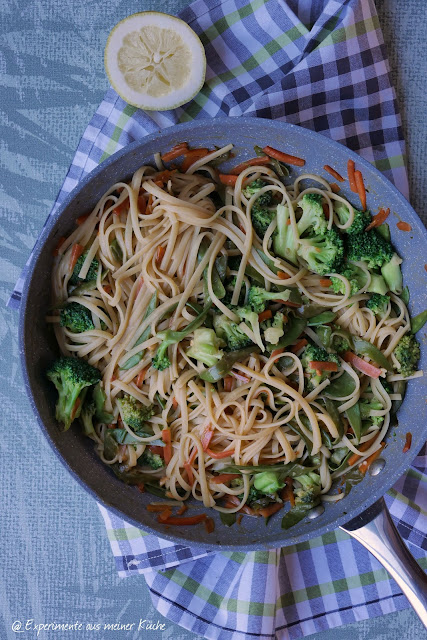 Nudel Pad Thai | Rezept | Essen | Kochen | Weight Watchers | Vegetarisch