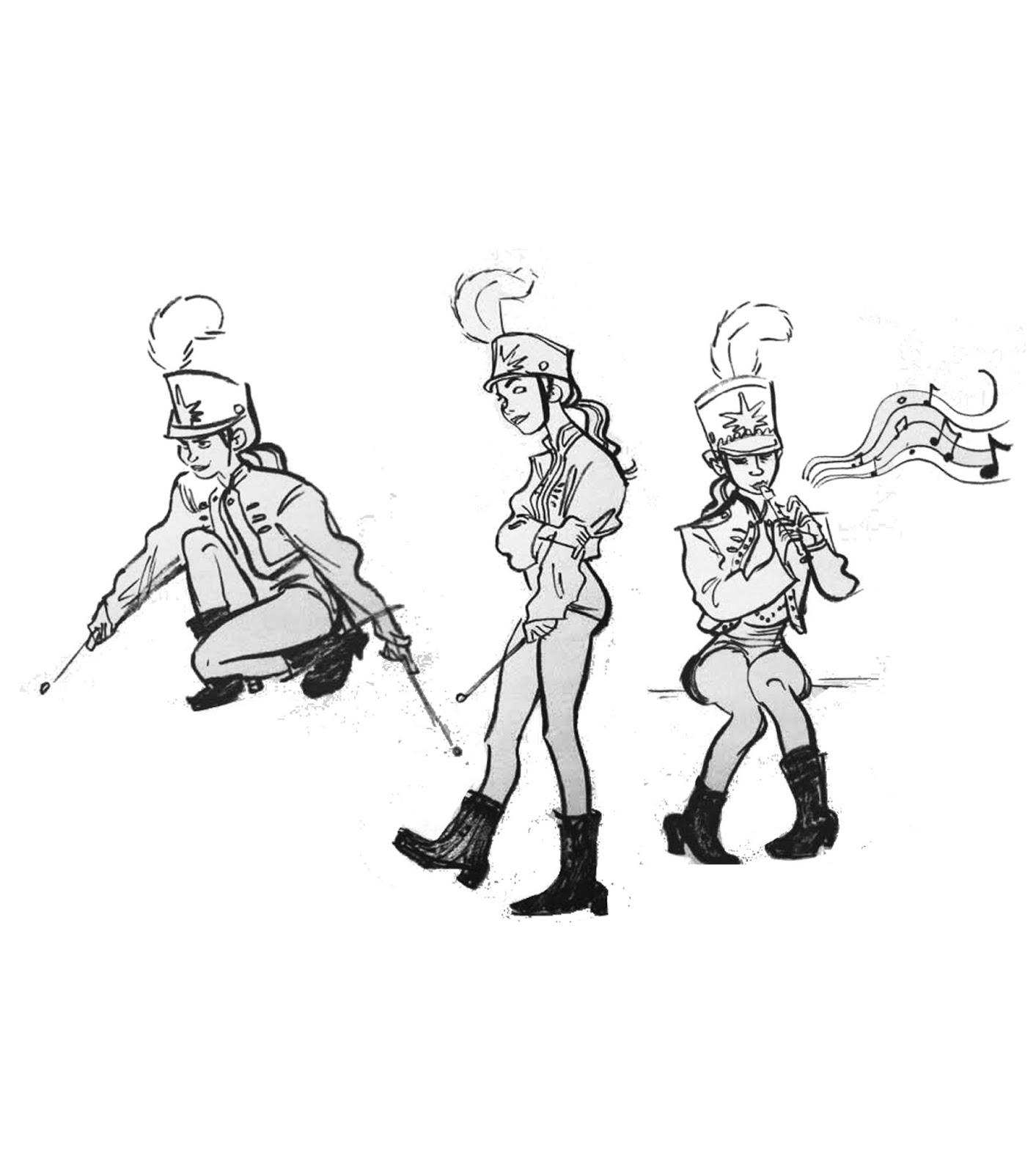 Calarts Character Design Portfolio : Brittany myers art calarts life drawing
