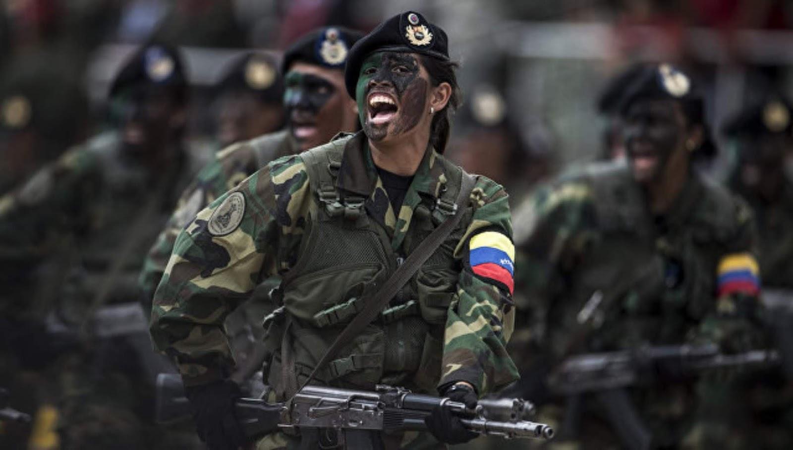 Kemhan Venezuela mengatakan bahwa militer tidak akan menanggapi permintaan asing