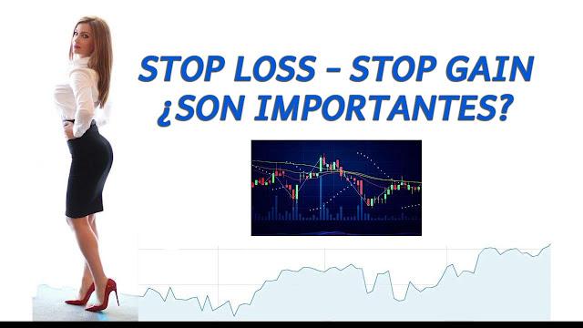 Stop Loss - Stop Gain ¿Son Importantes? - Charkleons.com