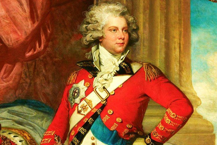 Çalınan elması bulan IV. George birkaç sene sonra mide kanamasından hayatını kaybetmiştir.